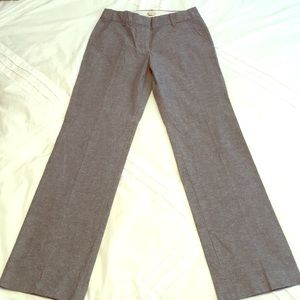 New J Crew trouser pants. Size 2.